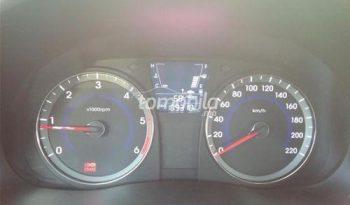 Hyundai Accent Occasion 2013 Diesel 109000Km Casablanca #89895 plein