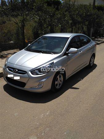 Voiture Hyundai Accent 2013 à casablanca  Diesel  - 6 chevaux
