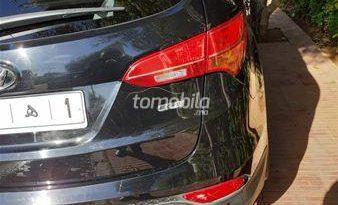 Hyundai Grand Santa Fe Occasion 2015 Diesel 51400Km Rabat #89443 plein