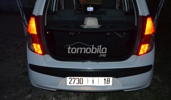 Hyundai i10 Importé Occasion 2008 Essence 300000Km Sefrou #89605 plein