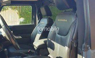 Jeep Wrangler Occasion 2014 Diesel 100000Km Casablanca #89557 full