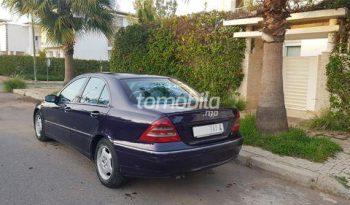 Mercedes-Benz Classe C Occasion 2001 Diesel 219428Km Rabat #89584 plein