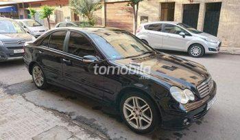 Mercedes-Benz Classe C Occasion 2005 Diesel 372460Km Casablanca #89854 plein