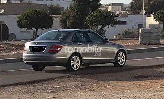 Mercedes-Benz Classe C Occasion 2007 Diesel 180000Km Agadir #89788 plein