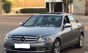 Mercedes-Benz Classe C Occasion 2007 Diesel 180000Km Agadir #89788