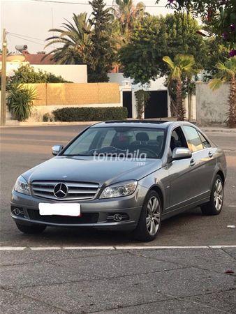 Voiture Mercedes benz Classe c 2007 à agadir  Diesel  - 9 chevaux