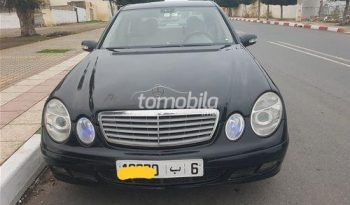 Mercedes-Benz Classe E Occasion 2004 Diesel 250000Km Sidi Kacem #89666