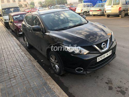 Voiture Nissan Qashqai 2015 à casablanca  Diesel  - 7 chevaux