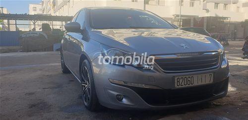 Voiture Peugeot 308 2014 à casablanca  Diesel  - 6 chevaux