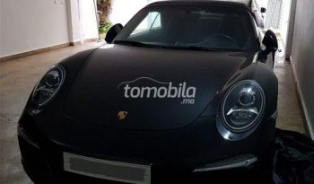 Porsche Carrera GT Occasion 2013 Essence 29000Km Casablanca #89707 full