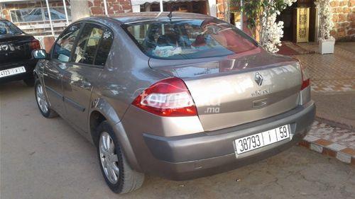 Voiture Renault Megane 2010 à kénitra  Diesel  - 6 chevaux