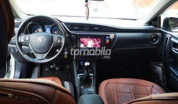Toyota Auris Occasion 2015 Diesel 82000Km Tanger #89728 full