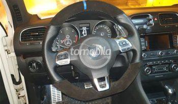 Volkswagen Golf Occasion 2012 Diesel 164500Km Tanger #89554 plein