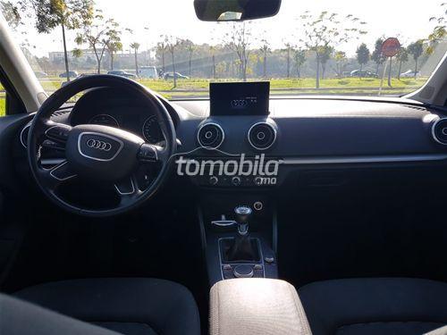 Audi A3 Occasion 2016 Diesel 103000Km Rabat #90012 plein