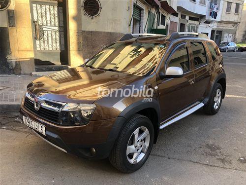 Voiture Dacia Duster 2011 à casablanca  Diesel  - 6 chevaux
