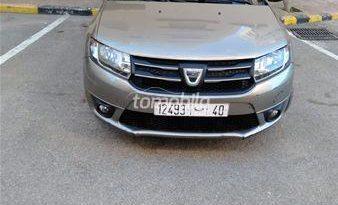 Dacia Logan Occasion 2014 Diesel 113000Km Tanger #89928