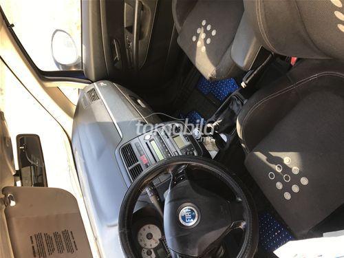 Fiat Grande Punto Occasion 2007 Diesel 194030Km Casablanca #90015 plein