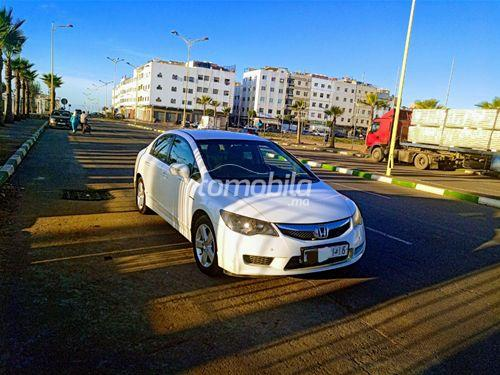 Voiture Honda Civic 2009 à casablanca  Essence  - 10 chevaux
