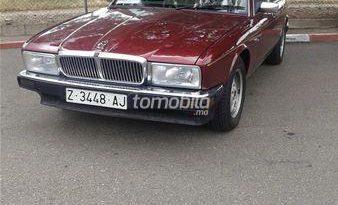 Jaguar . Occasion 1990 Essence 160000Km Casablanca #90141 plein