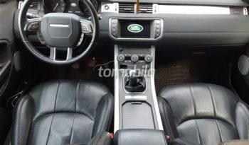 Land Rover Range Rover Evoque Occasion 2016 Diesel 115000Km Casablanca #89951 plein