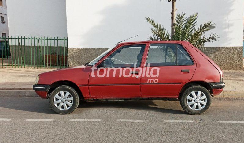 Voiture Peugeot 205 07/1989 à agadir  Essence