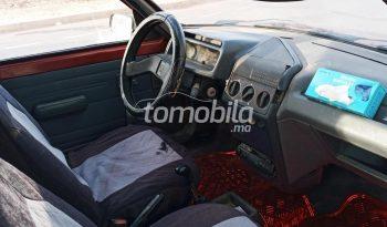 Peugeot 205  1989 Essence Km Agadir #90148 plein