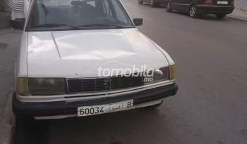 Peugeot 305 Importé  1988 Essence 158700Km Rabat #90126