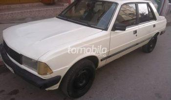 Peugeot 305 Importé  1988 Essence 158700Km Rabat #90126 plein