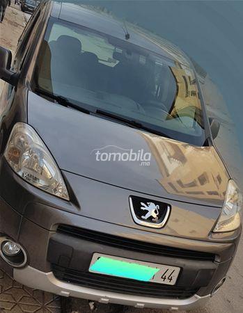 Voiture Peugeot Bipper tepee 2010 à tétouan  Diesel  - 6 chevaux