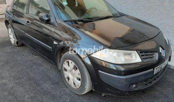 Renault Megane Occasion 2007 Diesel 190000Km Rabat #90044 plein