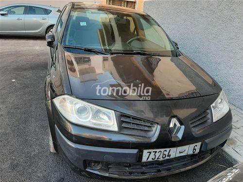Voiture Renault Megane 2007 à rabat  Diesel  - 6 chevaux