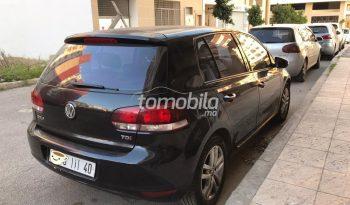 Volkswagen Golf Occasion  Diesel 139000Km Tanger #89959 plein