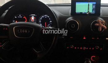 Audi A3 Importé  2017 Diesel 121000Km Rabat #90556 plein
