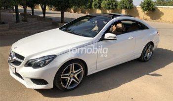 Mercedes-Benz Classe E Occasion 2015 Diesel 120000Km Casablanca #90494