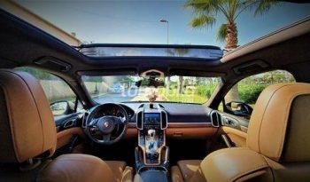 Porsche Cayenne Occasion 2012 Diesel 99000Km Casablanca #90487 plein