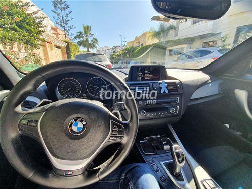 BMW Serie 1 Occasion 2013 Diesel 107000Km Bouskoura #90820 plein