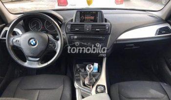 BMW Serie 1 Occasion 2014 Diesel 84000Km Casablanca #90758 plein