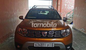 Dacia Duster  2018 Diesel 28000Km Casablanca #90937 plein