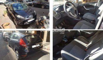 Ford Fiesta Occasion 2013 Diesel 27200Km Casablanca #90857