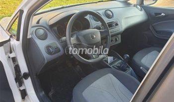 SEAT Ibiza Occasion 2014 Diesel 70111Km Casablanca #90721 plein