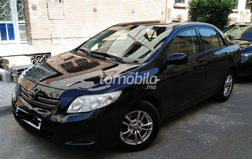 Voiture Toyota Corolla 2008 à casablanca  Diesel  - 5 chevaux