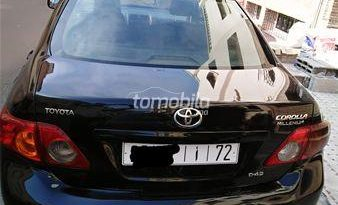 Toyota Corolla Occasion 2008 Diesel 255000Km Casablanca #90784 plein
