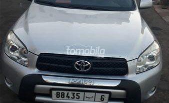 Toyota RAV 4 Occasion 2007 Diesel 170000Km Casablanca #90847