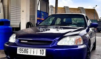 Honda Civic Occasion 1999 Essence 150000Km Casablanca #91048