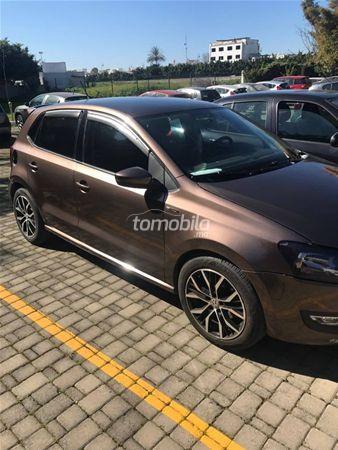 Voiture Volkswagen Polo 2012 à rabat  Essence  - 7 chevaux
