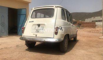 Renault P 1400 Occasion 1980 Essence 79862Km Agadir #91094 plein