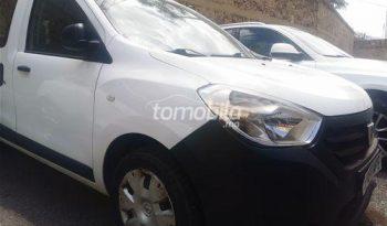 Dacia Dokker Occasion 2015 Diesel 89000Km Casablanca #91546 plein