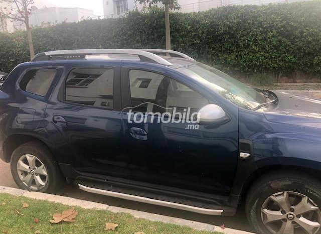 Voiture Dacia Duster 11/2018 à casablanca  Diesel