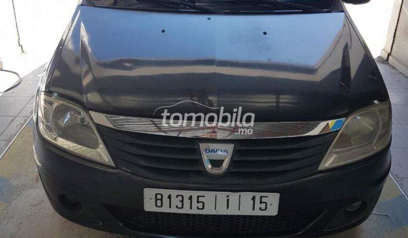 Voiture Dacia Logan 06/2011 à sidi-kacem  Diesel