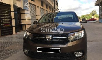Dacia Logan  2018 Diesel 64000Km Casablanca #91376 plein